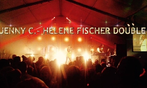 Helene Fischer Double bei jedem Anlass